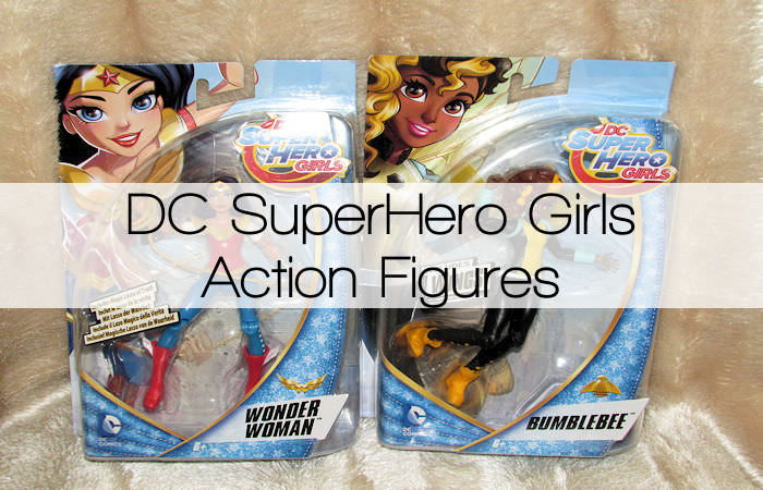 DC SuperHero Girls Action Figures
