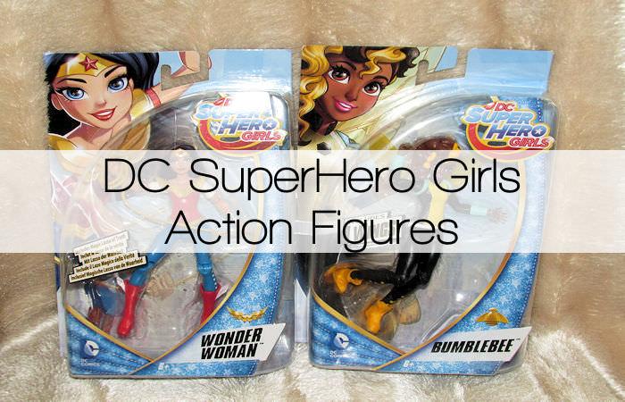 DC SuperHero Girls Action Figures