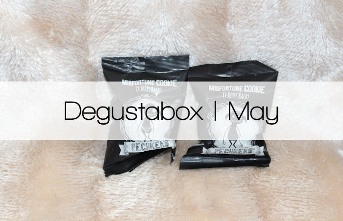 Degustabox | May 2016