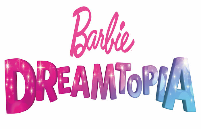 Barbie Dreamtopia Airs on Tiny Pop this weekend!