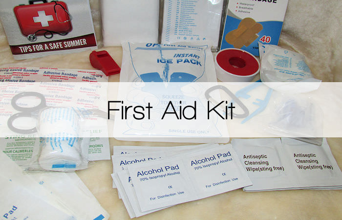 Large First Aid Kit #FirstMedik