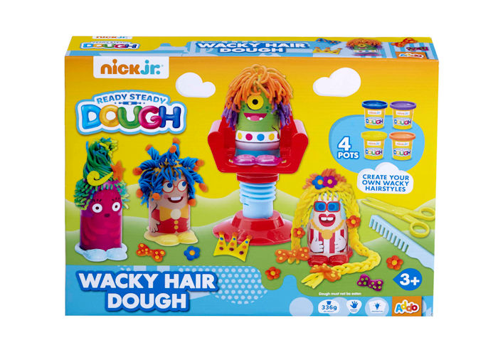 N318-13106 Wacky Hair Dough 1