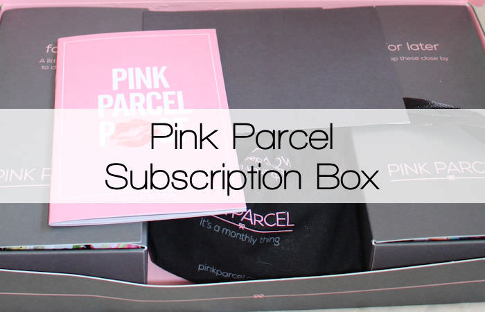 Pink Parcel Subscription Box
