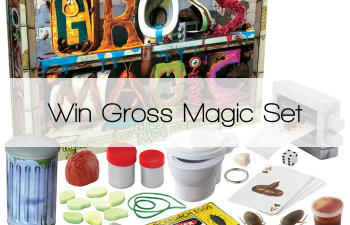 Win Gross Magic from Drumond Park