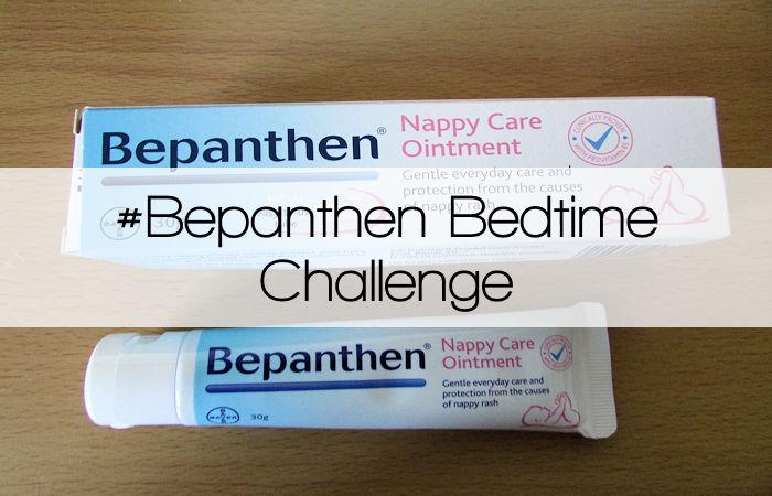 #Bepanthen Bedtime Challenge