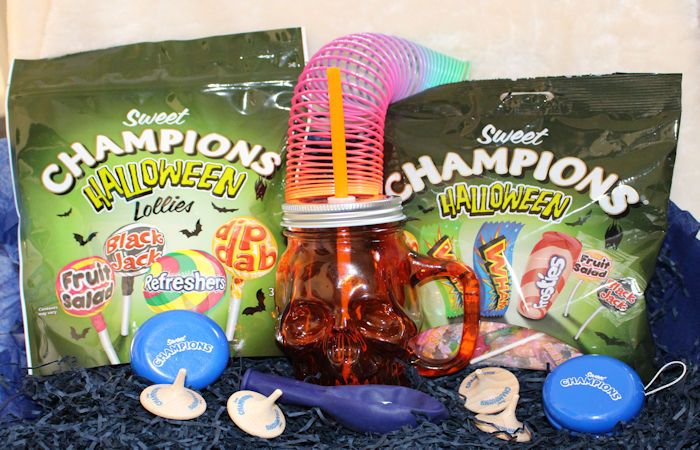 Sweet Champions Halloween Edition Sweets #sweetchampions