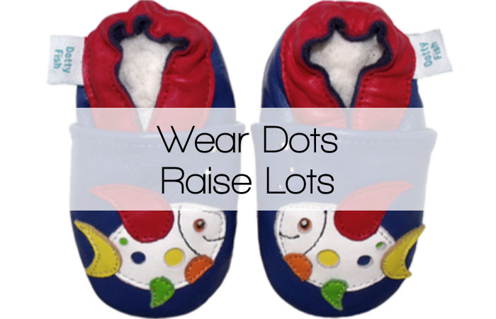Wear Dots…Raise Lots RNIB campaign this October