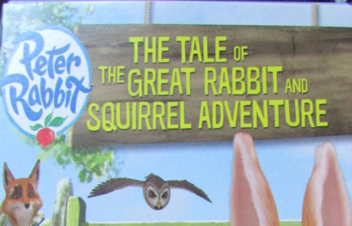 Peter Rabbit – The Tale of the Great Rabbit and Squirrel Adventure Review & Giveaway