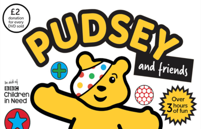 Pudsey and Friends DVD & Giveaway