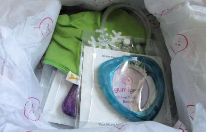 Gumigem Teething Survival Kit