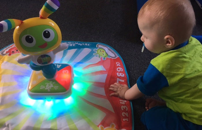 Fisher Price Bright Beats Learnin' Lights Dance Mat and More