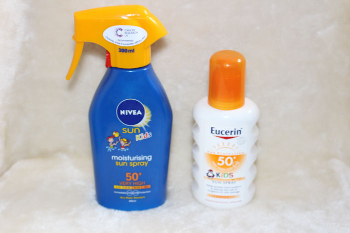 Kids Sun Spray