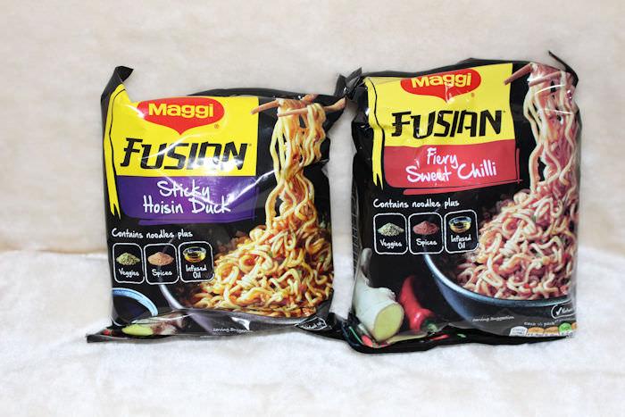 Maggi Fusian Noodles