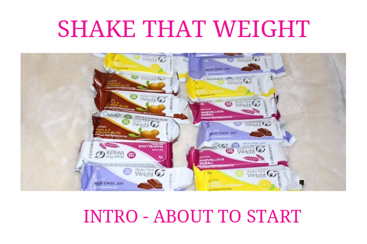 Shake That Weight – Intro – About to Start
