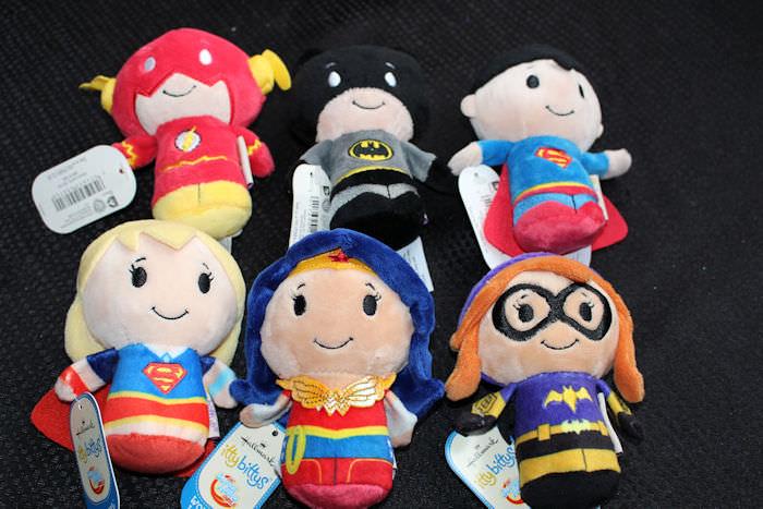 Hallmark Justice League Superheroes
