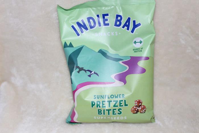 Indie Bay Snacks Pretzel Bites