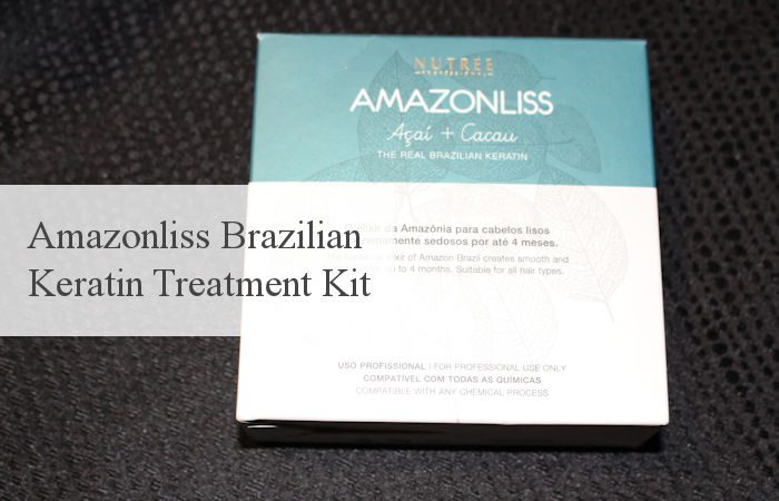 Amazonliss Brazilian Keratin Treatment Kit