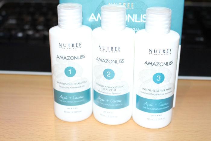 Amazonliss Brazilian Keratin Treatment Kit