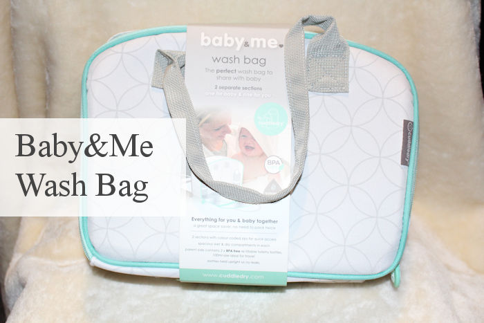 Baby&Me Wash Bag by Cuddledry