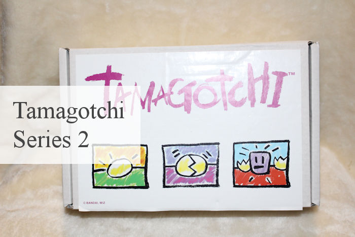 Tamagotchi Series 2 – They're Back!