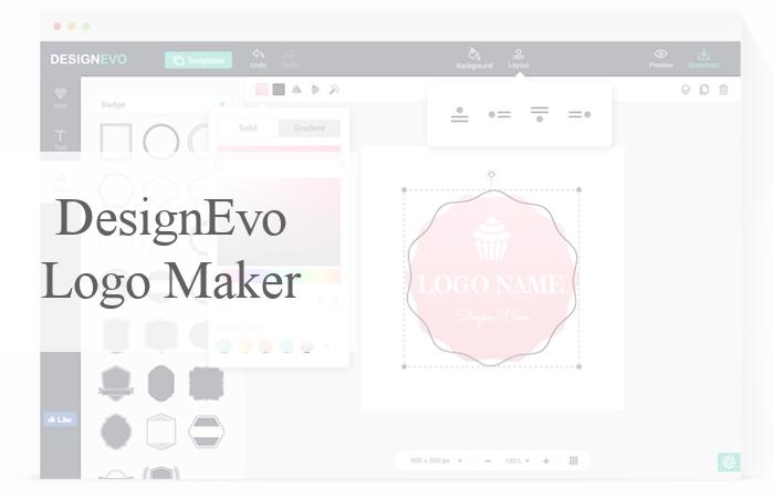 DesignEvo Free Online Logo Maker