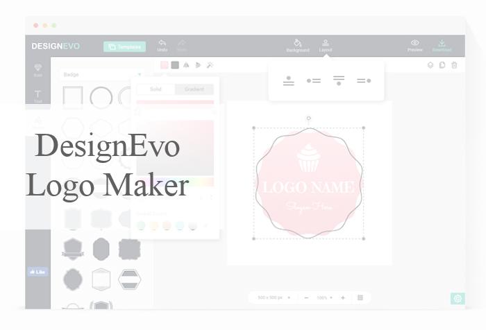 DesignEvo Logo Maker