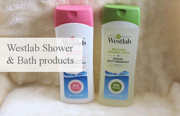 Westlab Shower Wash and Bath Soak