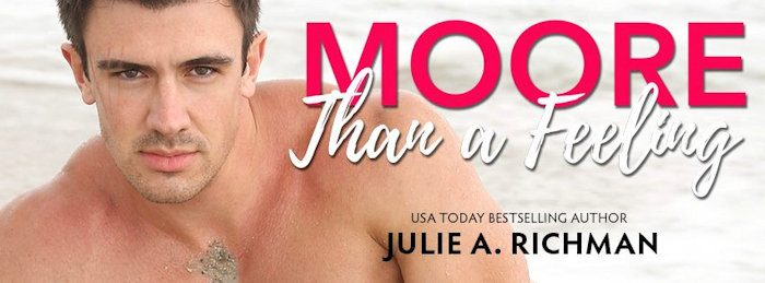 Moore Than A Feeling by Julie A. Richman | Review & Excerpt