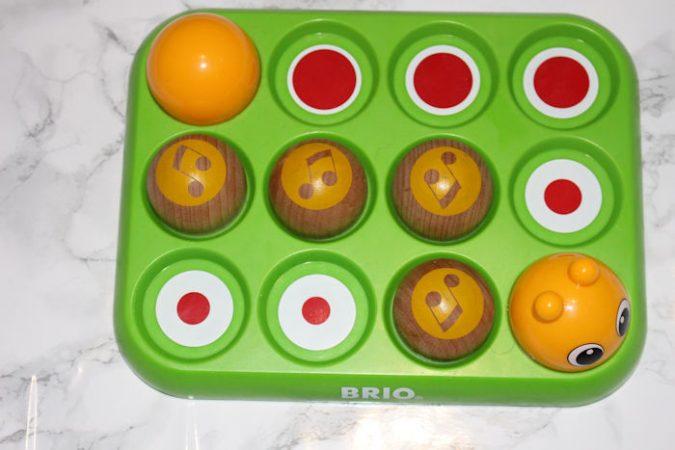 BRIO Play & Learn Caterpillar