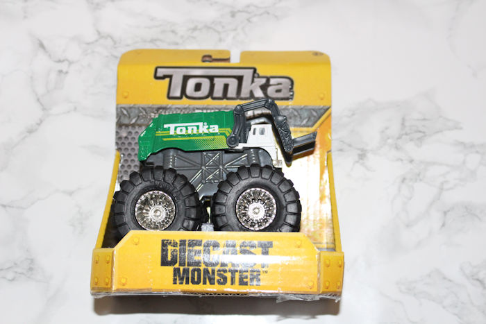 Tonka Toys Monster Truck