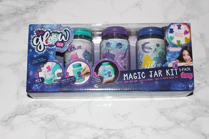 So Glow DIY Magic Jar