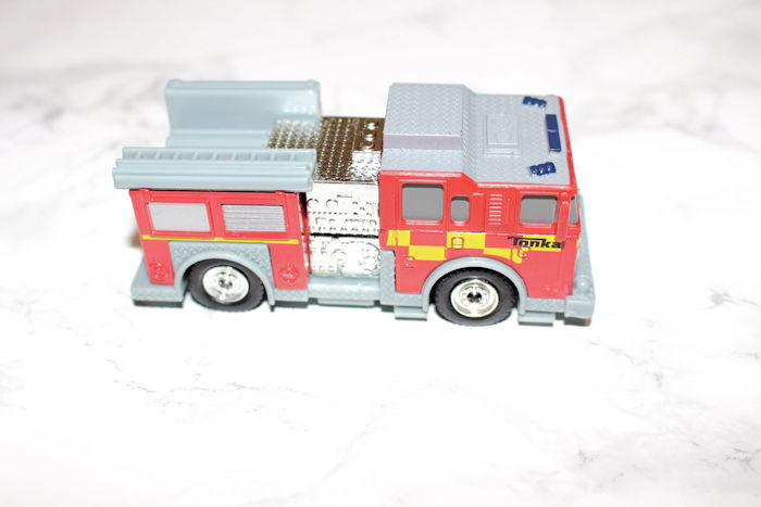 Tonka Toys Fire Engine