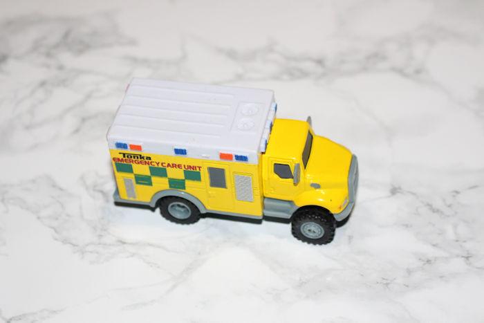 Tonka Toys Ambulance