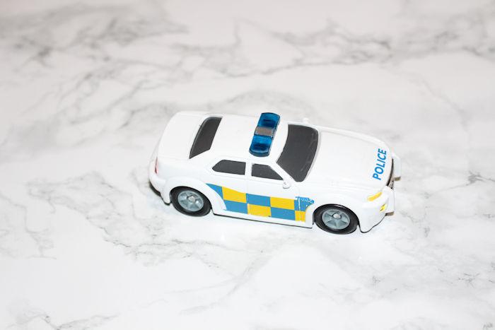 Tonka Toys Police Car