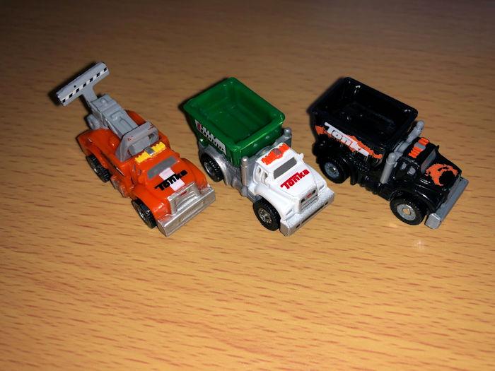 Tonka Toys Tonka Tinys