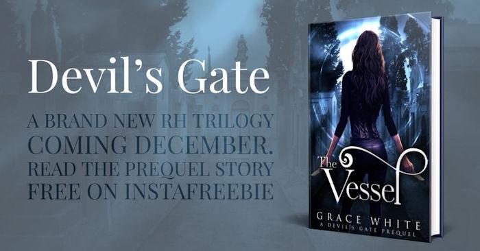 Book Promotion – Devil's Gate by Grace White