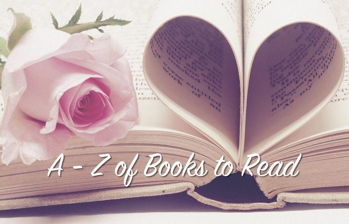 A – Z of Books to Read