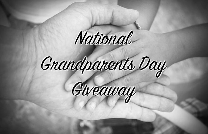 National Grandparents Day Giveaway