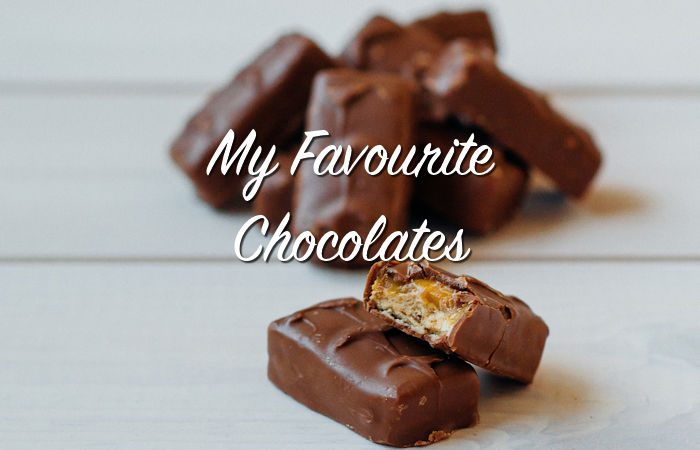My favourite chocolates