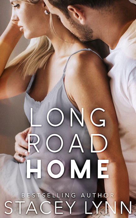 Long Road Home by Stacey Lynn Book Cover