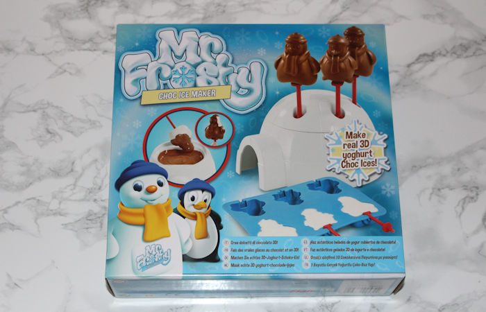 Mr Frosty Choc Ice Maker Box
