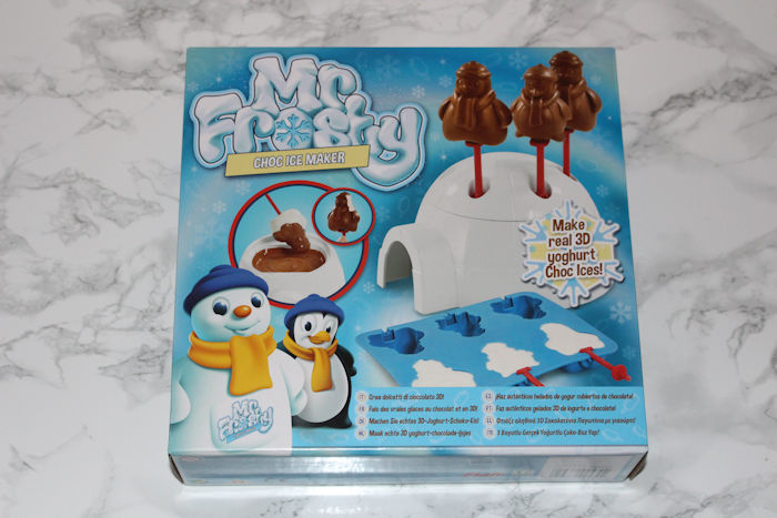 Mr Frosty Choc Ice Maker Box