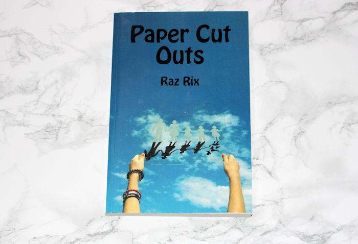 Paper Cut Outs Raz Riz