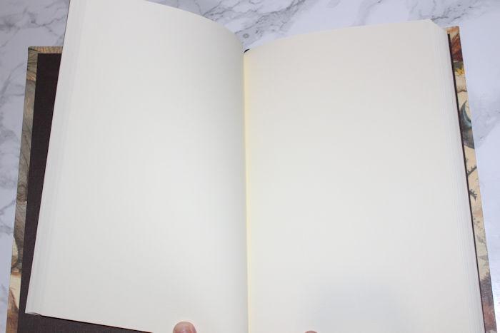 Bomo Art Journal pages Pen Heaven