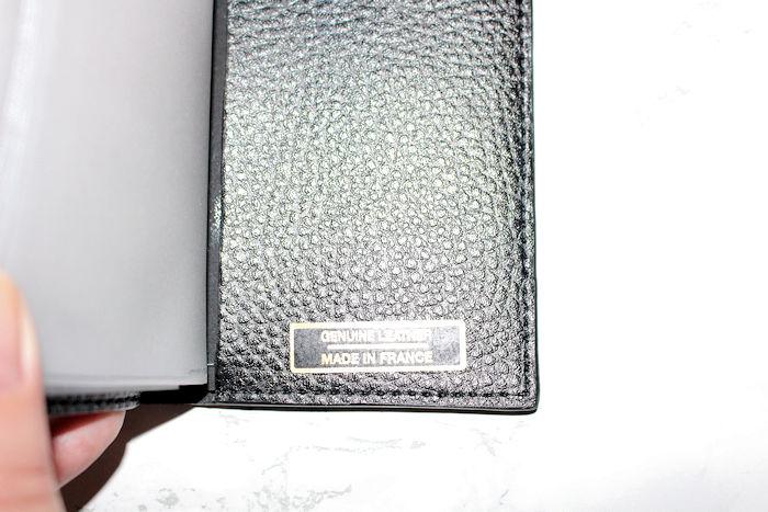 Laurige Credit Card Holder Made in France Pen Heaven
