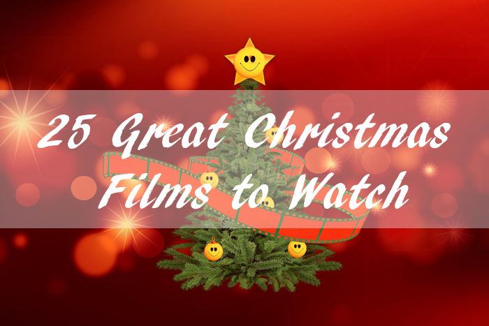 25 Great Christmas Films