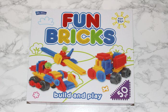 Fun Bricks box