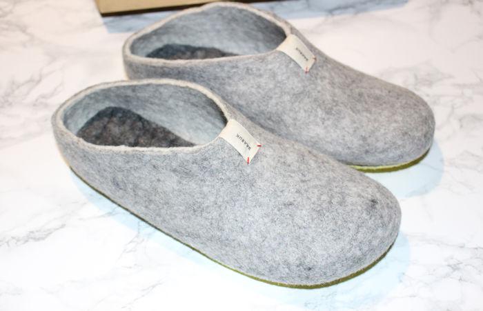 pomobuk eco-friendly slippers