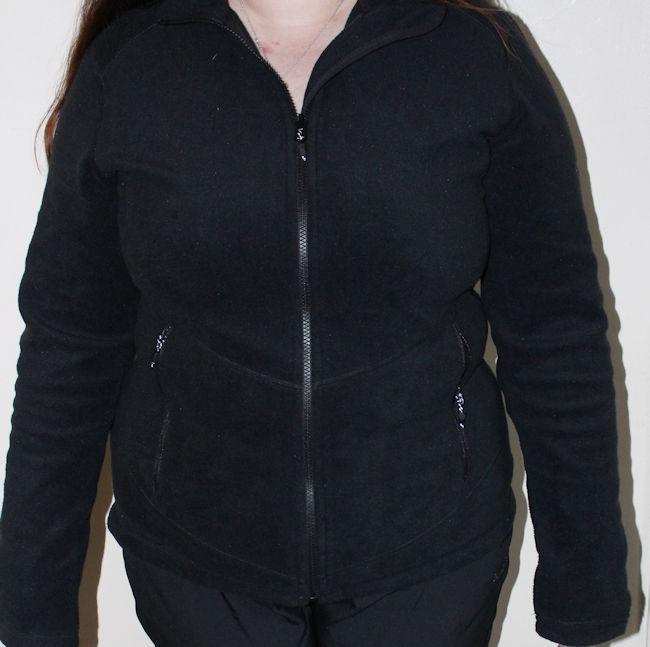 walking clothes Berghaus Women's Prism II Full-Zip Micro Fleece