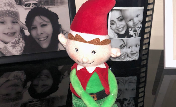 Head Elf on the Shelf